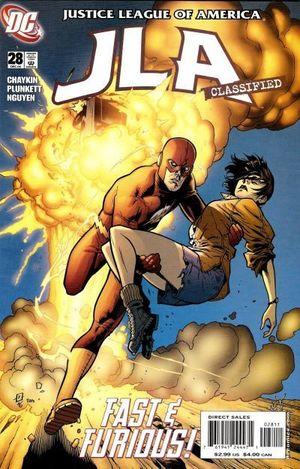 JLA CLASSIFIED (2005) #28