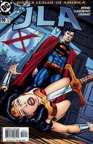 JLA (1997) #96