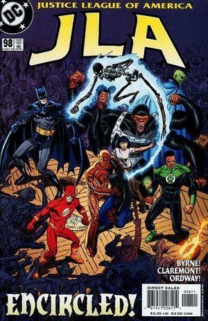 JLA (1997) #98