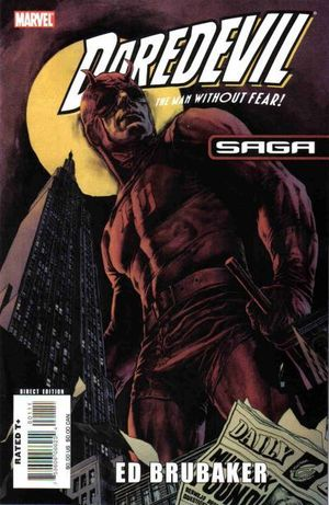 DAREDEVIL BY ED BRUBAKER SAGA SAMPLER (2008) #1