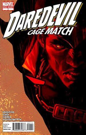 DAREDEVIL CAGE MATCH (2010) #1
