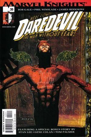 DAREDEVIL (1998 2ND SERIES) #20
