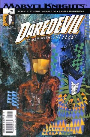 DAREDEVIL (1998 2ND SERIES) #21