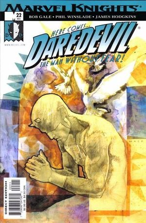 DAREDEVIL (1998 2ND SERIES) #22
