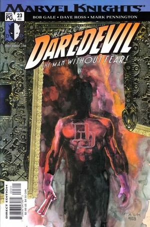 DAREDEVIL (1998 2ND SERIES) #23