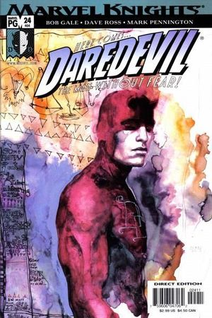 DAREDEVIL (1998 2ND SERIES) #24