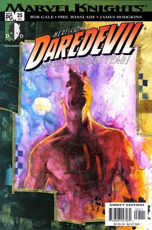 DAREDEVIL (1998 2ND SERIES) #25