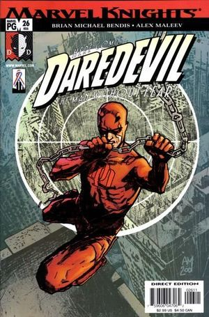 DAREDEVIL (1998 2ND SERIES) #26