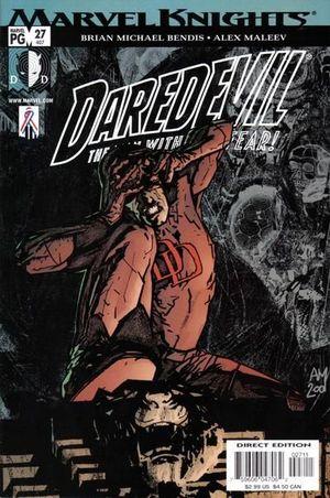 DAREDEVIL (1998 2ND SERIES) #27