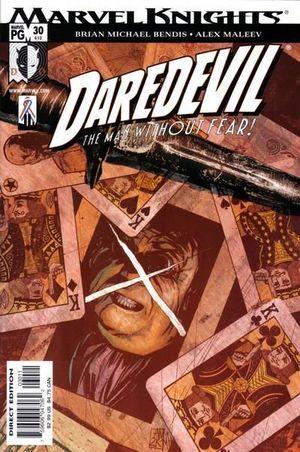 DAREDEVIL (1998 2ND SERIES) #30
