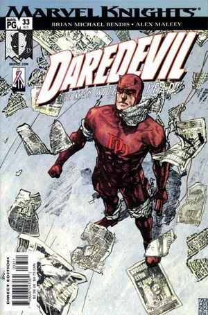 DAREDEVIL (1998 2ND SERIES) #33