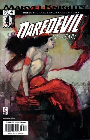 DAREDEVIL (1998 2ND SERIES) #37