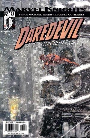 DAREDEVIL (1998 2ND SERIES) #38