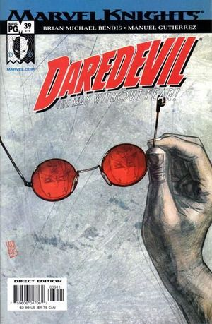 DAREDEVIL (1998 2ND SERIES) #39