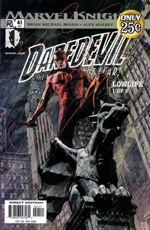 DAREDEVIL (1998 2ND SERIES) #41