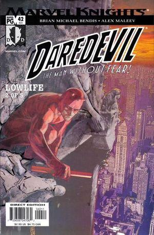 DAREDEVIL (1998 2ND SERIES) #42