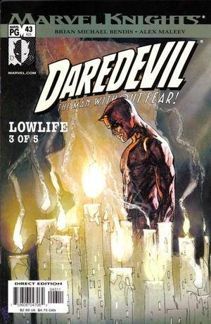 DAREDEVIL (1998 2ND SERIES) #43