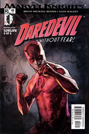 DAREDEVIL (1998 2ND SERIES) #45