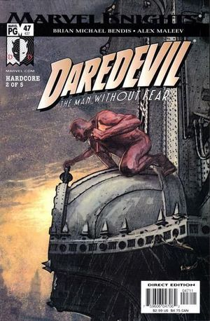 DAREDEVIL (1998 2ND SERIES) #47