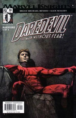 DAREDEVIL (1998 2ND SERIES) #50