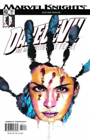 DAREDEVIL (1998 2ND SERIES) #51