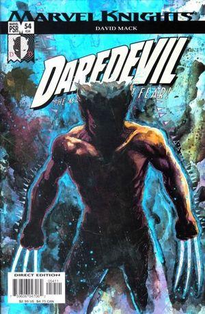 DAREDEVIL (1998 2ND SERIES) #54