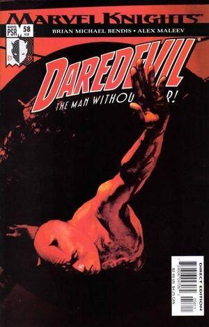 DAREDEVIL (1998 2ND SERIES) #58