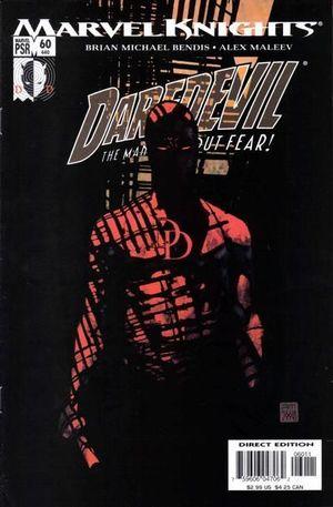 DAREDEVIL (1998 2ND SERIES) #60