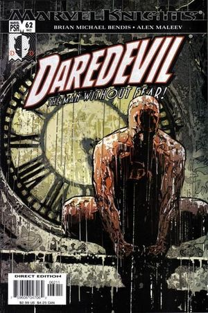 DAREDEVIL (1998 2ND SERIES) #62