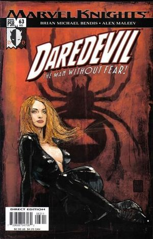 DAREDEVIL (1998 2ND SERIES) #63