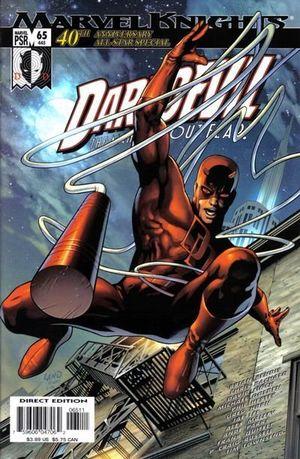 DAREDEVIL (1998 2ND SERIES) #65