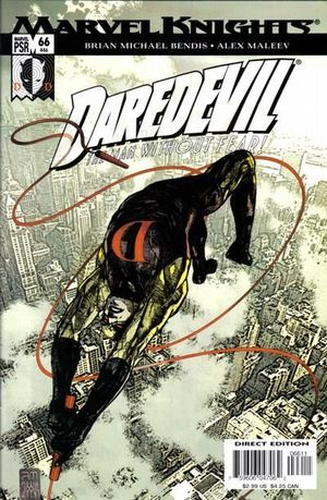 DAREDEVIL (1998 2ND SERIES) #66