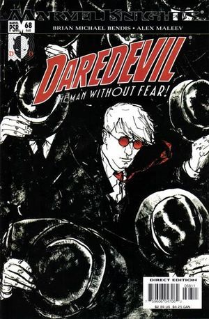 DAREDEVIL (1998 2ND SERIES) #68