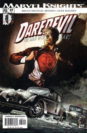 DAREDEVIL (1998 2ND SERIES) #69