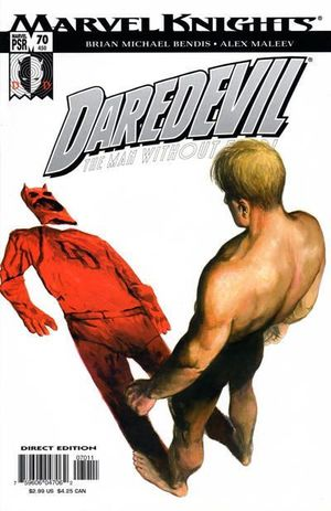 DAREDEVIL (1998 2ND SERIES) #70
