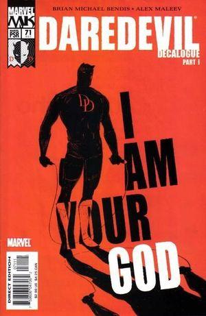DAREDEVIL (1998 2ND SERIES) #71