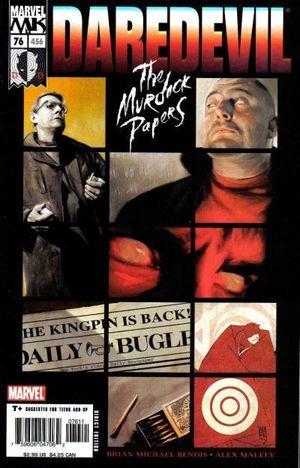 DAREDEVIL (1998 2ND SERIES) #76