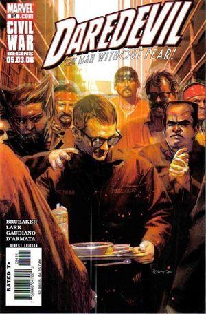 DAREDEVIL (1998 2ND SERIES) #84