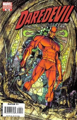 DAREDEVIL (1998 2ND SERIES) #100B