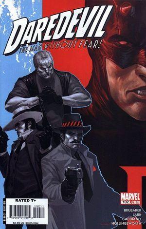 DAREDEVIL (1998 2ND SERIES) #102