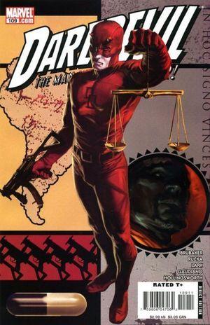 DAREDEVIL (1998 2ND SERIES) #109