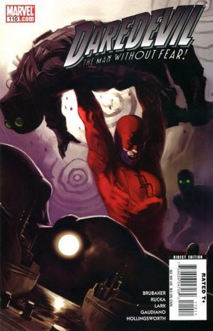 DAREDEVIL (1998 2ND SERIES) #110