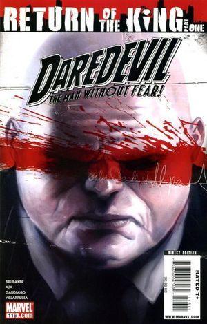 DAREDEVIL (1998 2ND SERIES) #116