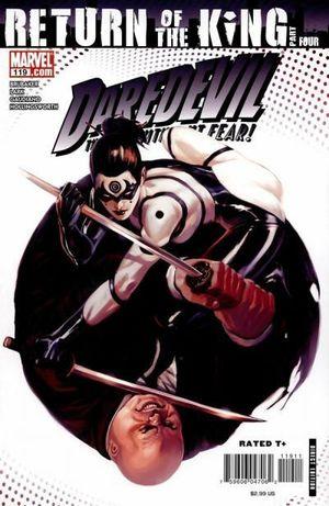 DAREDEVIL (1998 2ND SERIES) #119