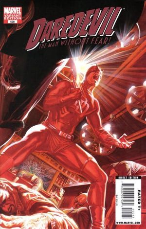 DAREDEVIL (1998 2ND SERIES) #500B