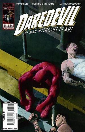 DAREDEVIL (1998 2ND SERIES) #504