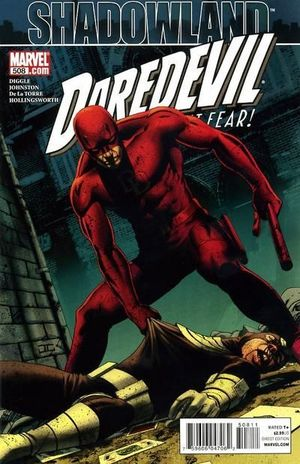 DAREDEVIL (1998 2ND SERIES) #508