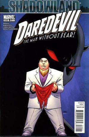 DAREDEVIL (1998 2ND SERIES) #510