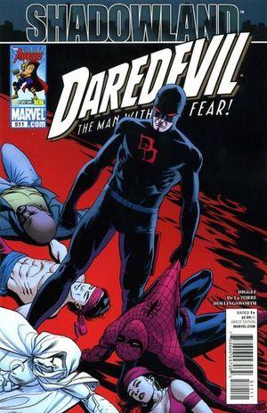 DAREDEVIL (1998 2ND SERIES) #511