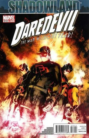 DAREDEVIL (1998 2ND SERIES) #512